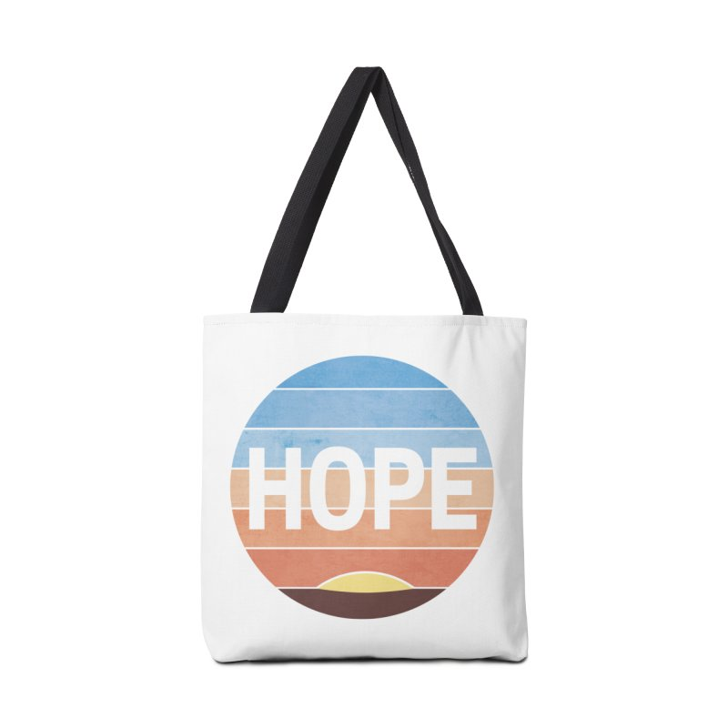 Hope Accessories Bag by Gyledesigns' Artist Shop