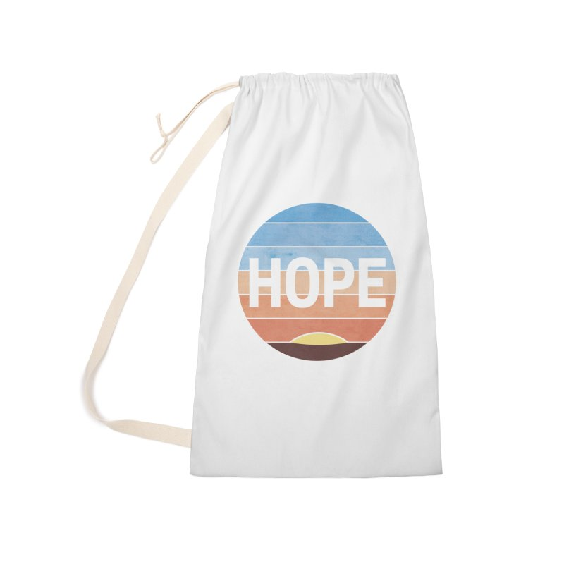 Hope Accessories Laundry Bag Bag by Gyledesigns' Artist Shop