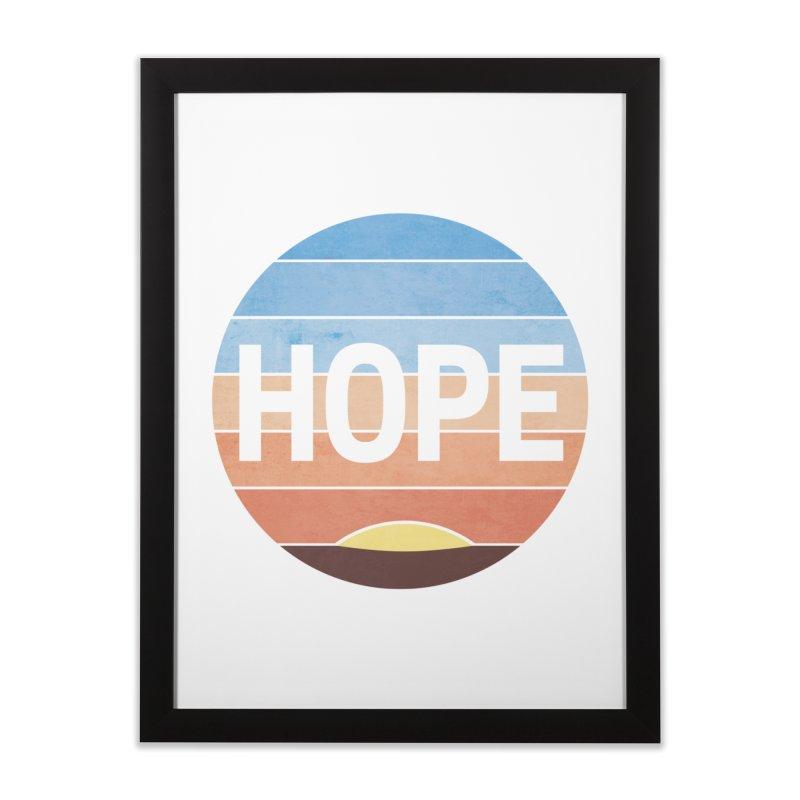 Hope Home Framed Fine Art Print by Gyledesigns' Artist Shop