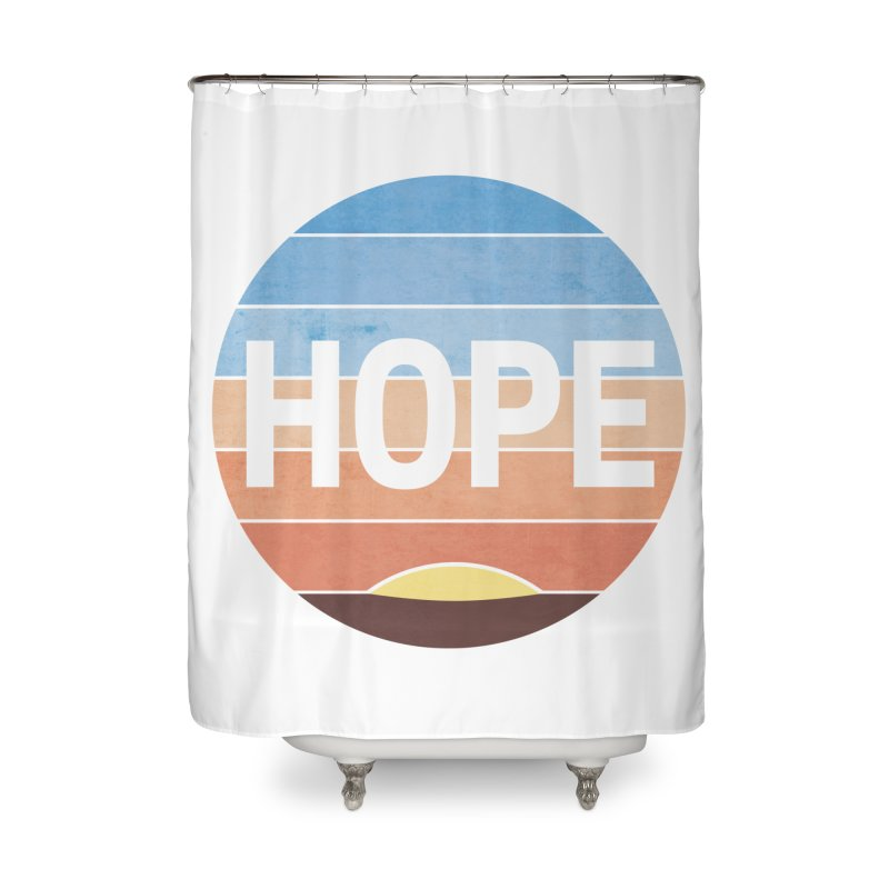 Hope Home Shower Curtain by Gyledesigns' Artist Shop