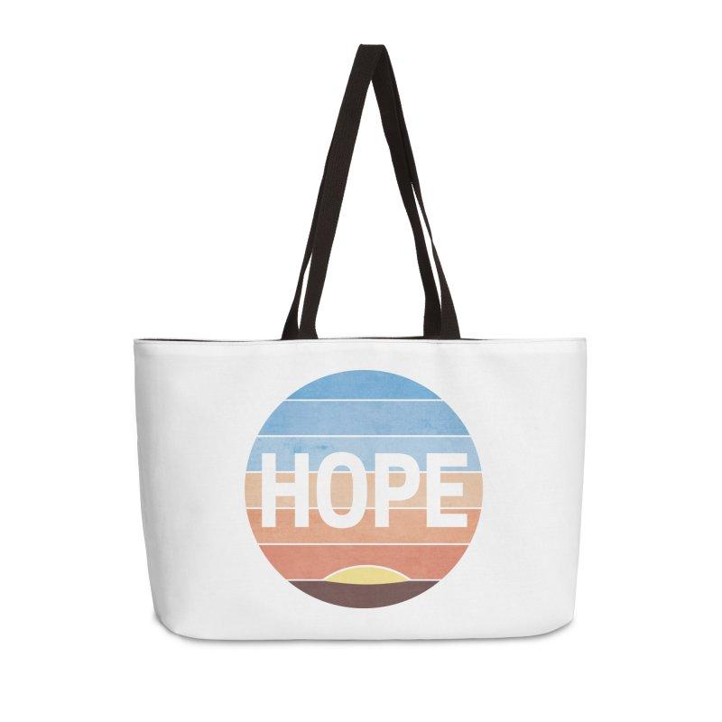 Hope Accessories Weekender Bag Bag by Gyledesigns' Artist Shop