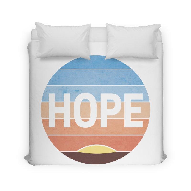 Hope Home Duvet by Gyledesigns' Artist Shop