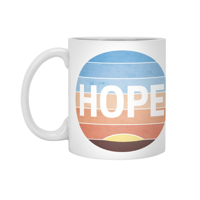Hope Accessories Standard Mug by Gyledesigns' Artist Shop