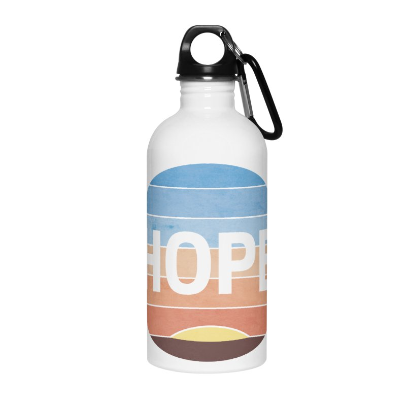 Hope Accessories Water Bottle by Gyledesigns' Artist Shop