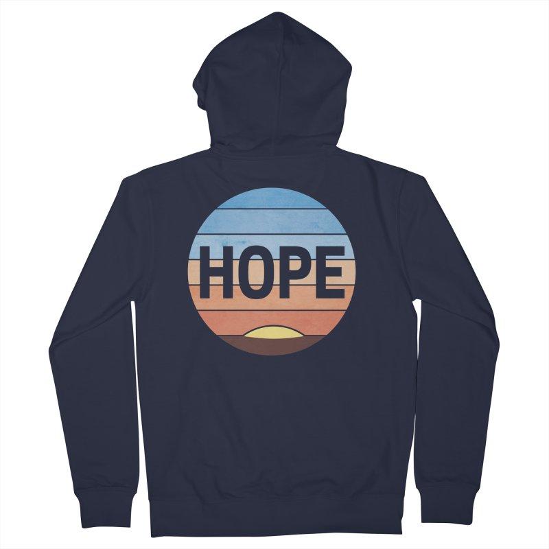 Hope Women's Zip-Up Hoody by Gyledesigns' Artist Shop