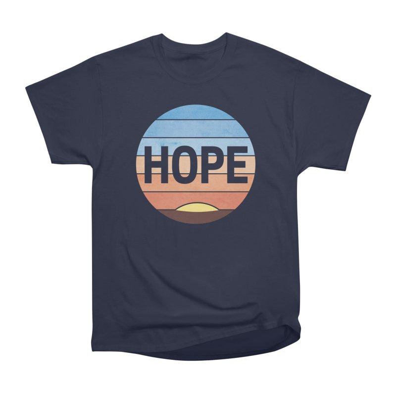 Hope Women's Heavyweight Unisex T-Shirt by Gyledesigns' Artist Shop
