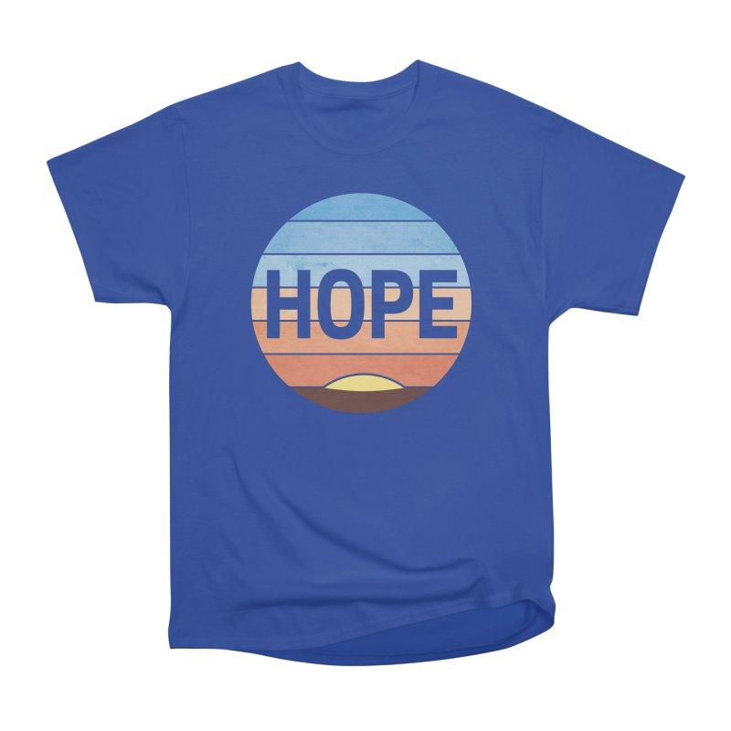 Hope Men's Heavyweight T-Shirt by Gyledesigns' Artist Shop