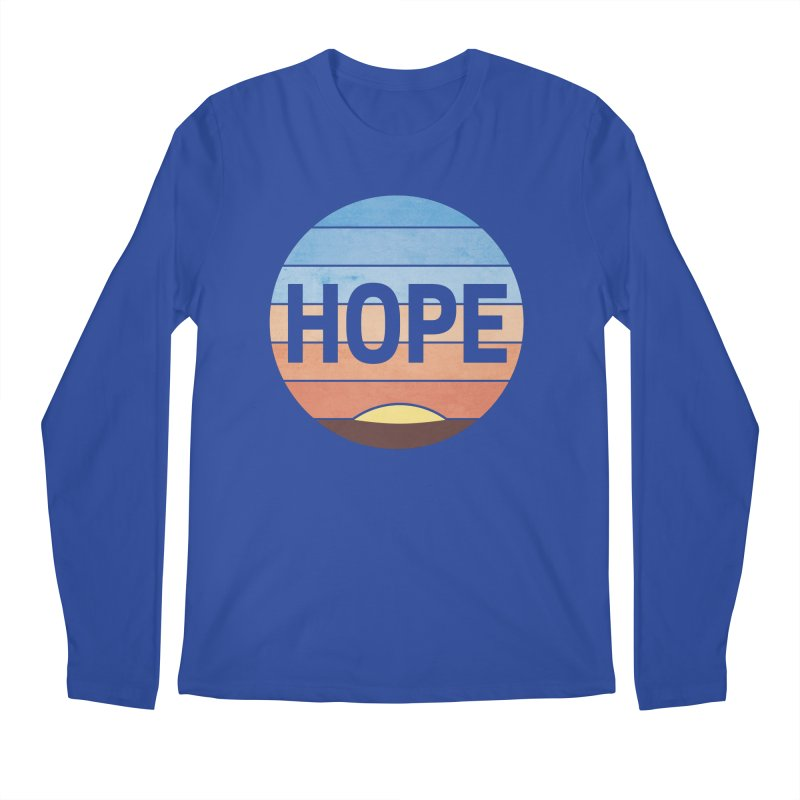 Hope Men's Regular Longsleeve T-Shirt by Gyledesigns' Artist Shop