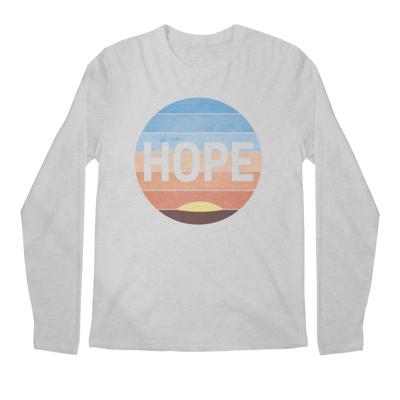 Hope Men's Longsleeve T-Shirt by Gyledesigns' Artist Shop