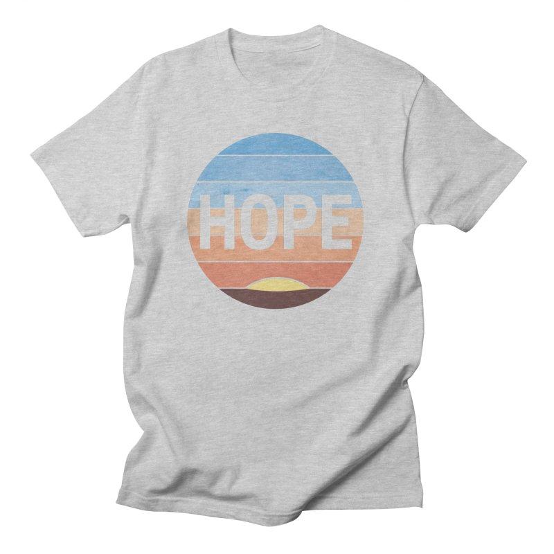 Hope Men's Regular T-Shirt by Gyledesigns' Artist Shop
