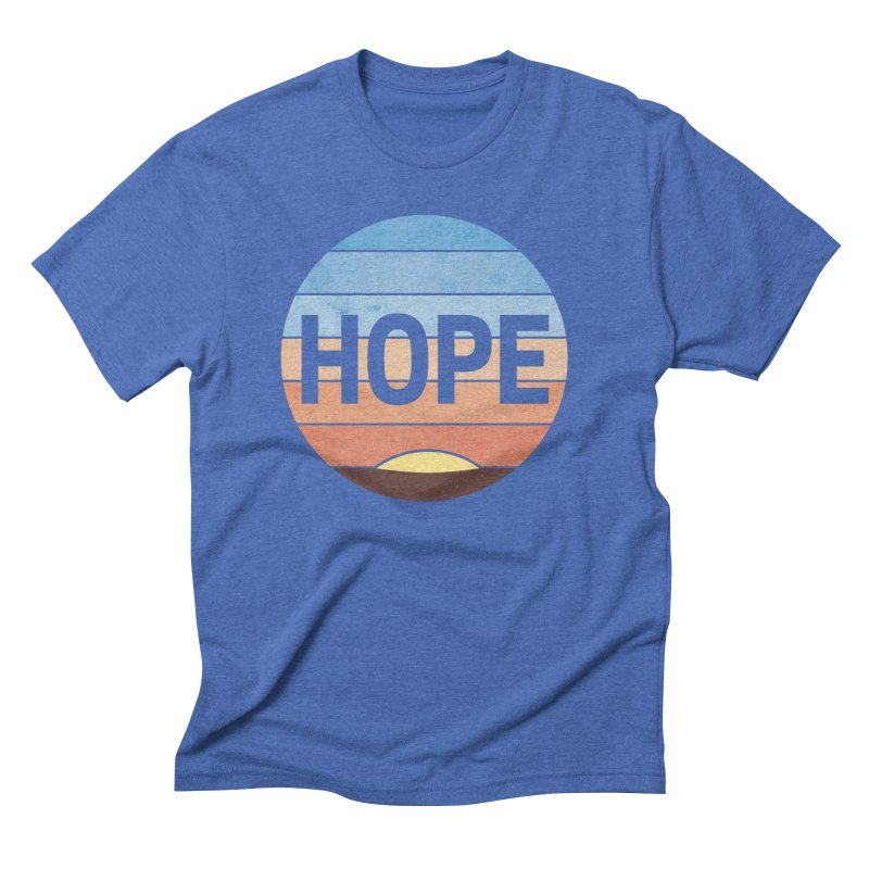 Hope Men's Triblend T-Shirt by Gyledesigns' Artist Shop