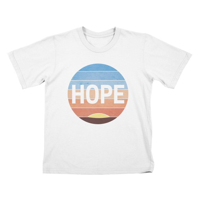 Hope Kids T-Shirt by Gyledesigns' Artist Shop