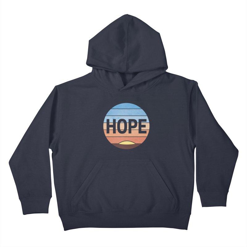 Hope Kids Pullover Hoody by Gyledesigns' Artist Shop