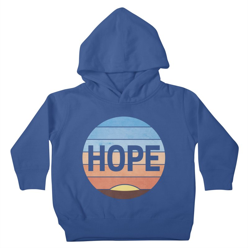 Hope Kids Toddler Pullover Hoody by Gyledesigns' Artist Shop