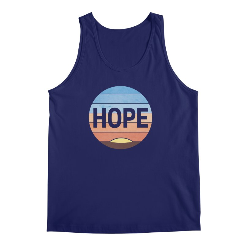 Hope Men's Tank by Gyledesigns' Artist Shop