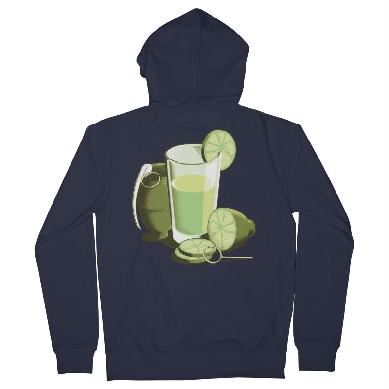 Make Juice Not War Women's Zip-Up Hoody by Gyledesigns' Artist Shop