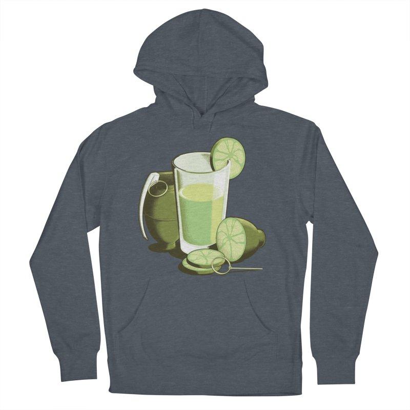 Make Juice Not War Men's Pullover Hoody by Gyledesigns' Artist Shop