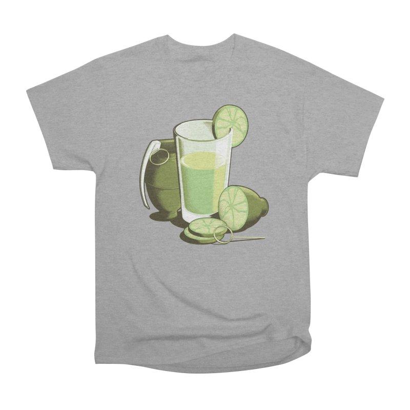 Make Juice Not War Women's Classic Unisex T-Shirt by Gyledesigns' Artist Shop
