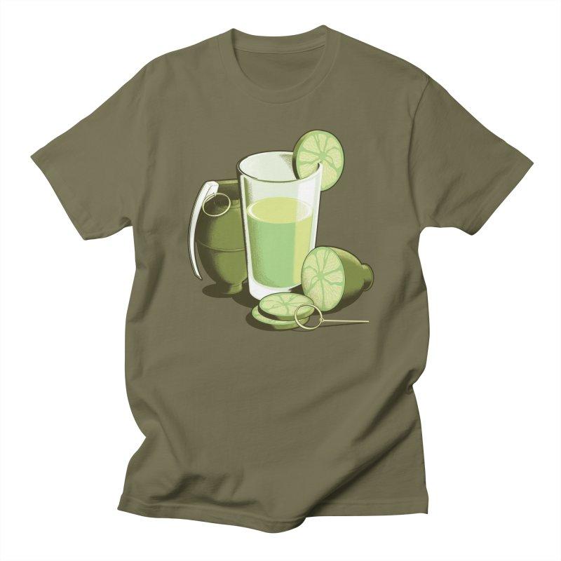 Make Juice Not War Women's Regular Unisex T-Shirt by Gyledesigns' Artist Shop
