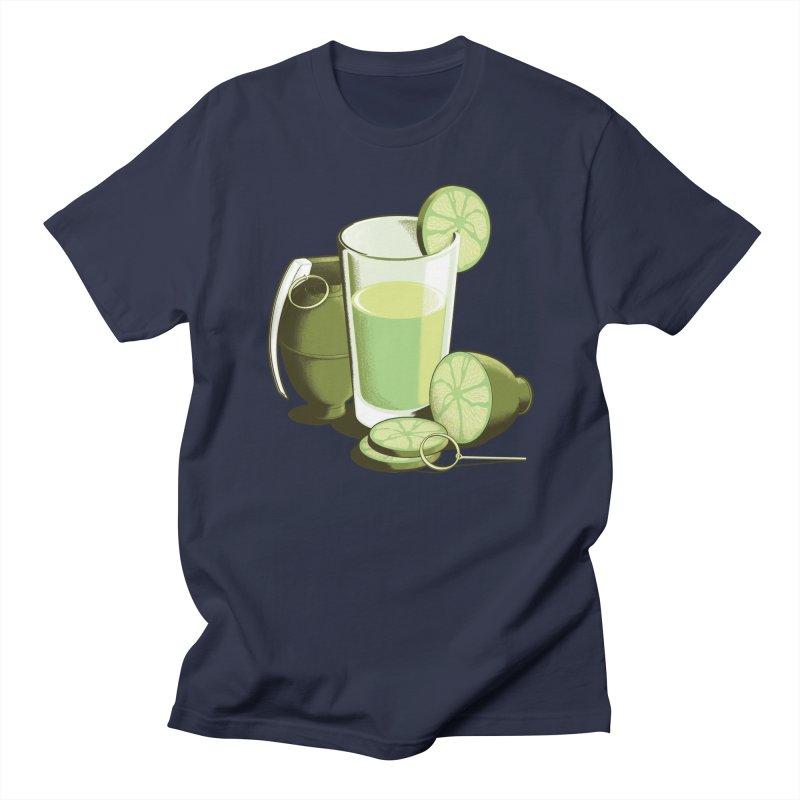 Make Juice Not War Men's T-Shirt by Gyledesigns' Artist Shop