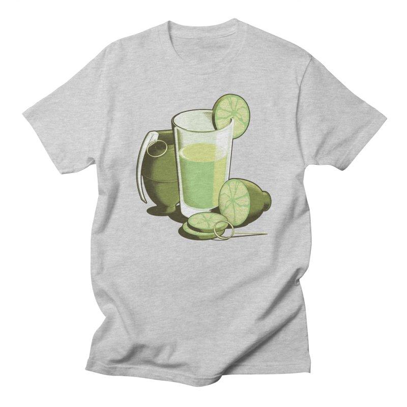 Make Juice Not War Women's Unisex T-Shirt by Gyledesigns' Artist Shop