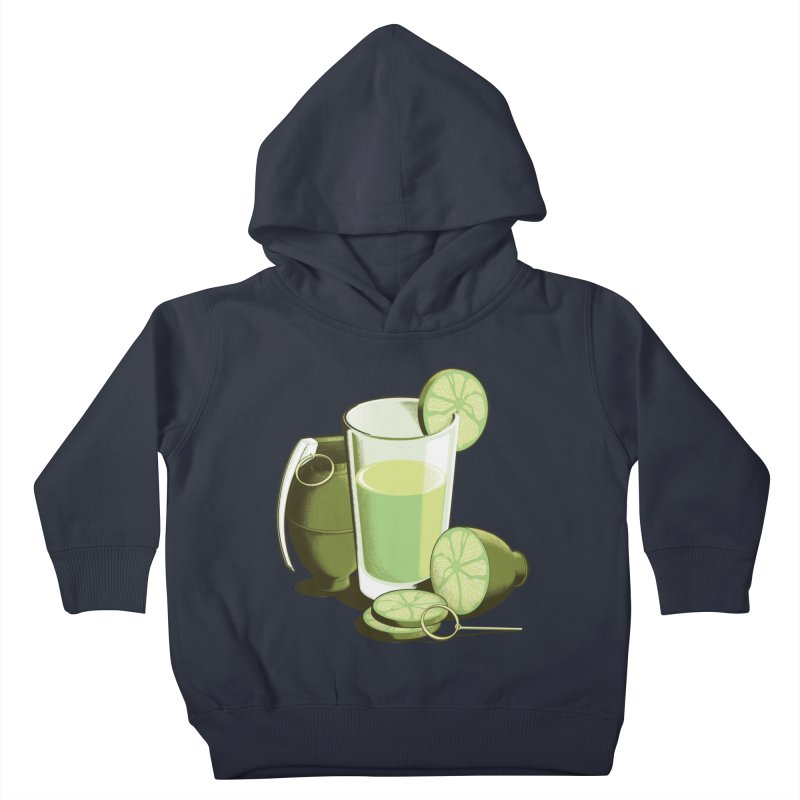 Make Juice Not War Kids Toddler Pullover Hoody by Gyledesigns' Artist Shop