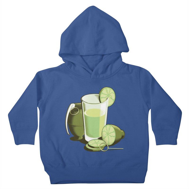 Make Juice Not War Kids Toddler Pullover Hoody by Gyledesigns' Artist Shop