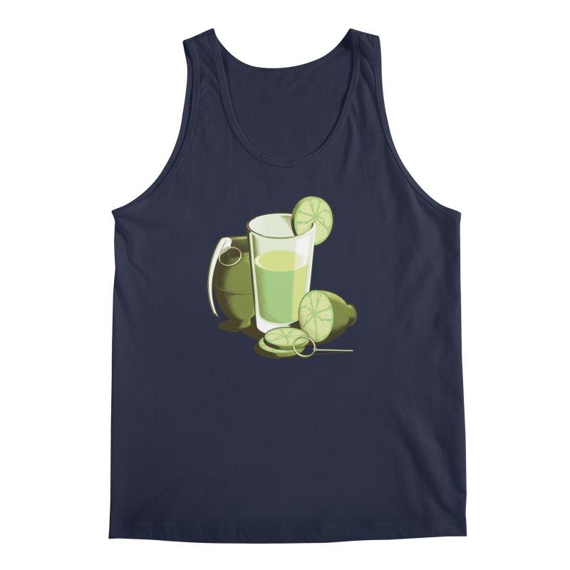 Make Juice Not War Men's Tank by Gyledesigns' Artist Shop