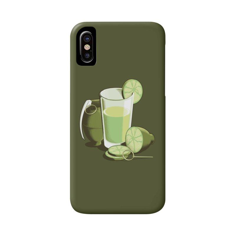 Make Juice Not War Accessories Phone Case by Gyledesigns' Artist Shop