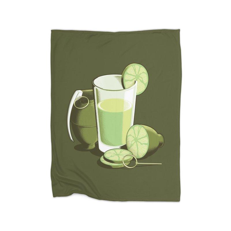 Make Juice Not War Home Blanket by Gyledesigns' Artist Shop