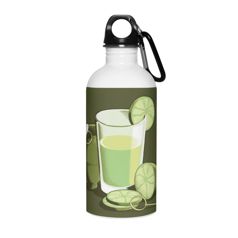 Make Juice Not War Accessories Water Bottle by Gyledesigns' Artist Shop