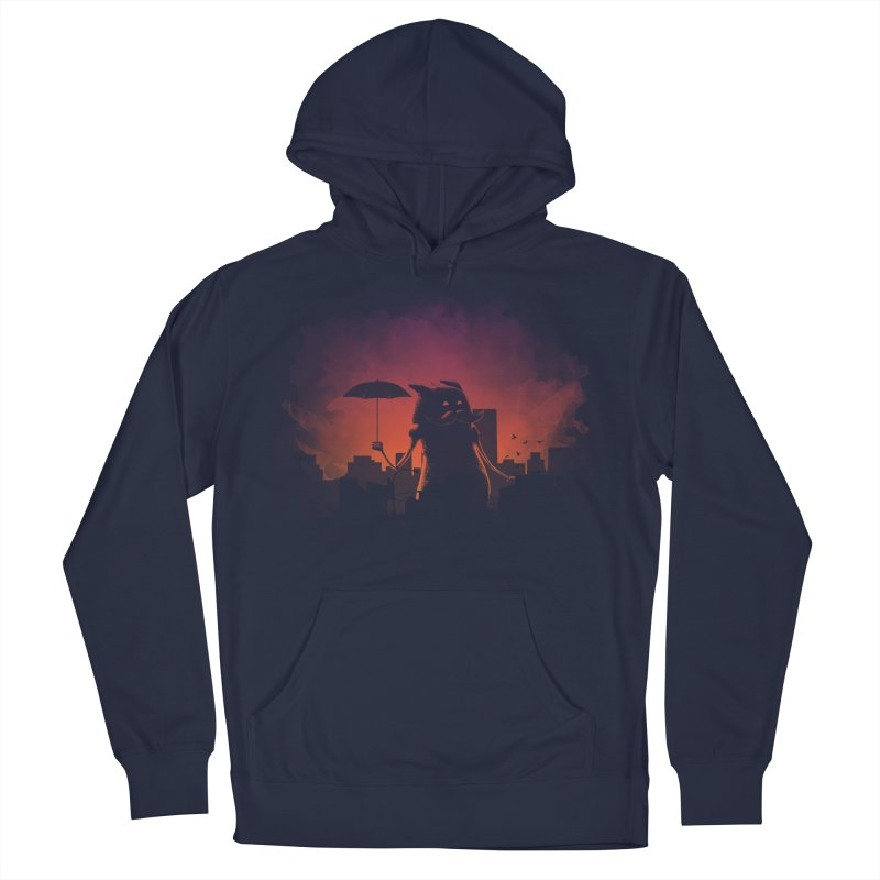 Mr. Mustache Comes To Town Men's Pullover Hoody by Gyledesigns' Artist Shop
