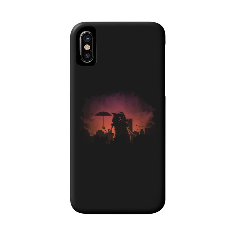 Mr. Mustache Comes To Town Accessories Phone Case by Gyledesigns' Artist Shop