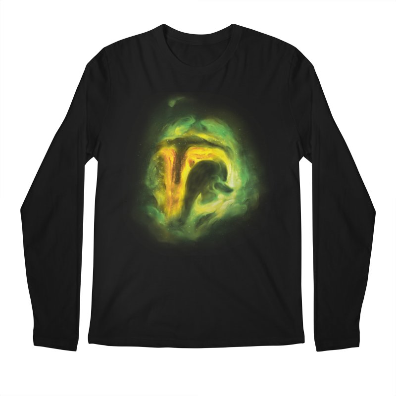 Negative Space: The Fett Nebula Men's Regular Longsleeve T-Shirt by Gyledesigns' Artist Shop