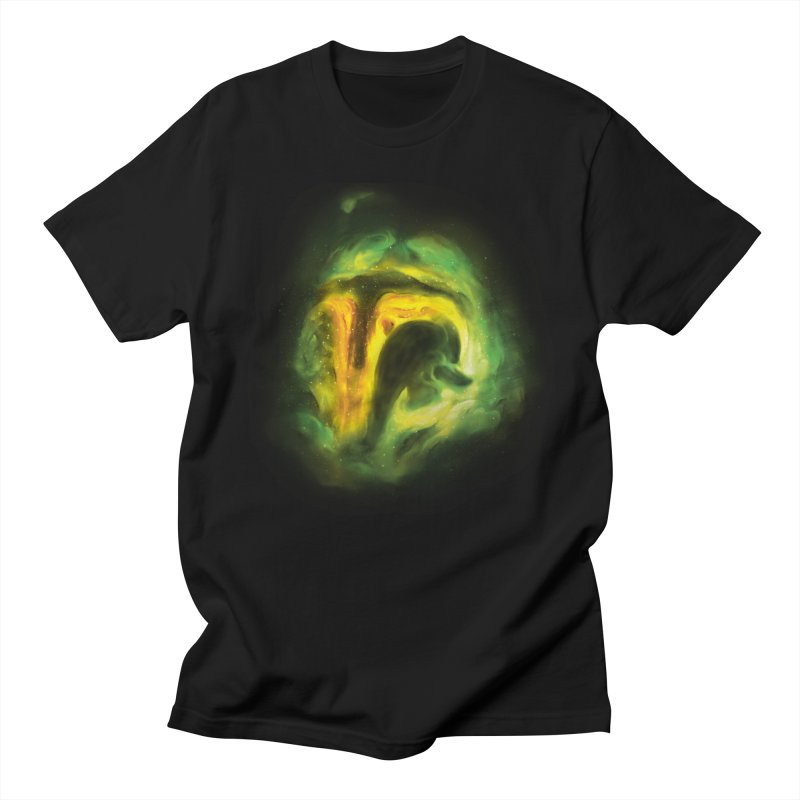 Negative Space: The Fett Nebula Men's T-Shirt by Gyledesigns' Artist Shop