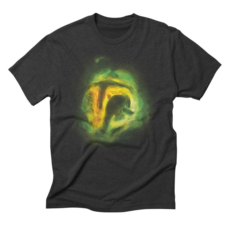 Negative Space: The Fett Nebula Men's Triblend T-Shirt by Gyledesigns' Artist Shop