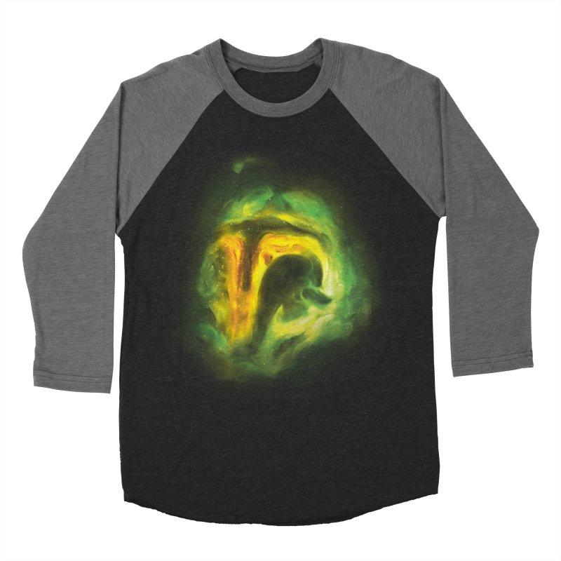 Negative Space: The Fett Nebula Women's Baseball Triblend T-Shirt by Gyledesigns' Artist Shop