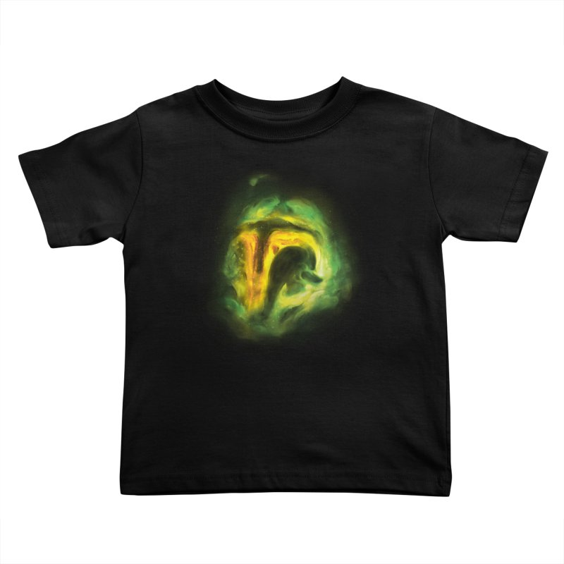 Negative Space: The Fett Nebula Kids Toddler T-Shirt by Gyledesigns' Artist Shop