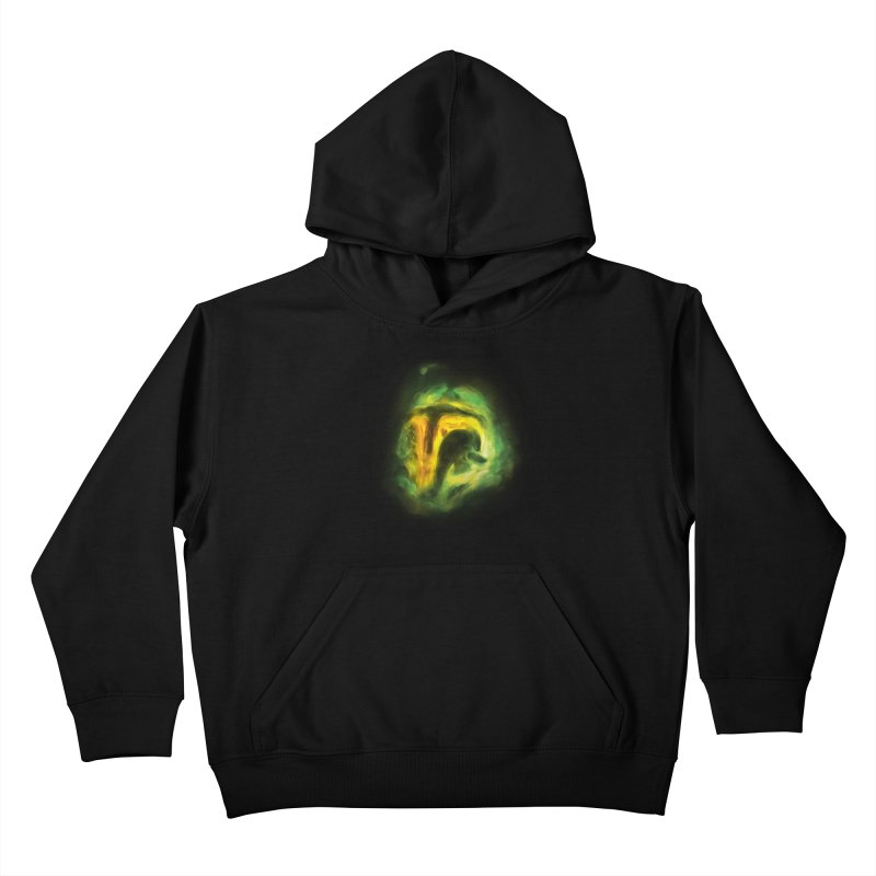 Negative Space: The Fett Nebula Kids Pullover Hoody by Gyledesigns' Artist Shop