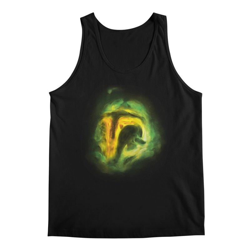 Negative Space: The Fett Nebula Men's Regular Tank by Gyledesigns' Artist Shop