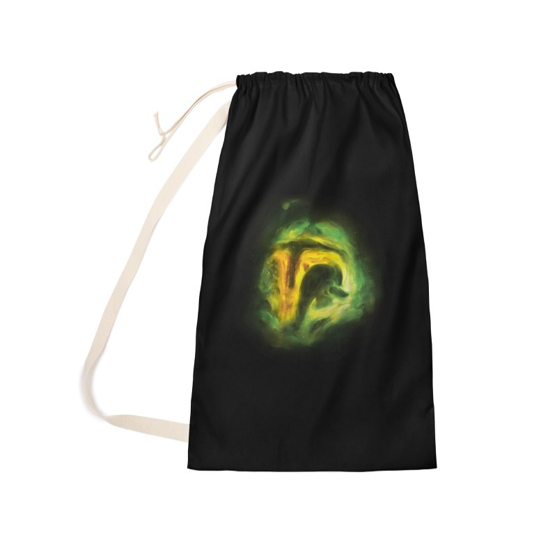 Negative Space: The Fett Nebula Accessories Laundry Bag Bag by Gyledesigns' Artist Shop