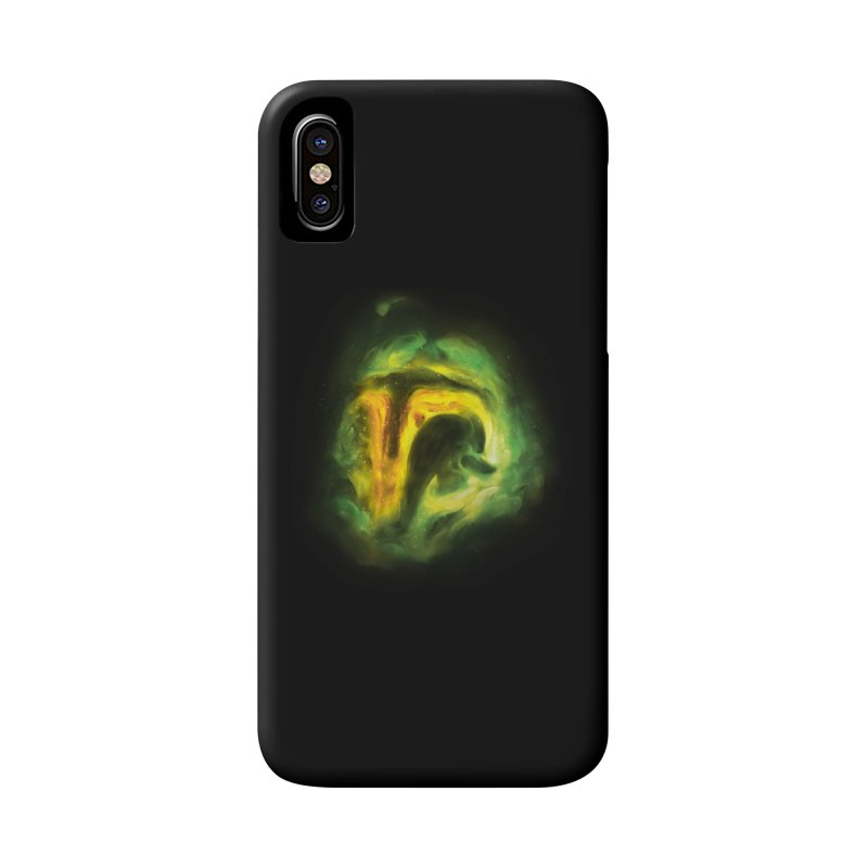 Negative Space: The Fett Nebula Accessories Phone Case by Gyledesigns' Artist Shop