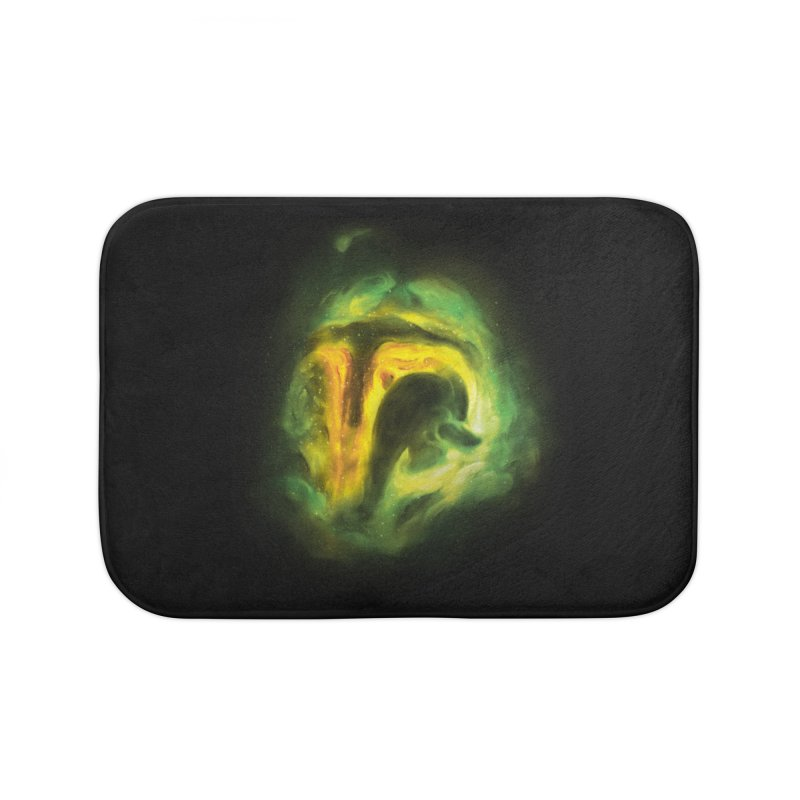 Negative Space: The Fett Nebula Home Bath Mat by Gyledesigns' Artist Shop