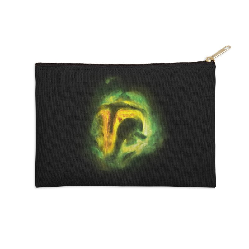 Negative Space: The Fett Nebula Accessories Zip Pouch by Gyledesigns' Artist Shop