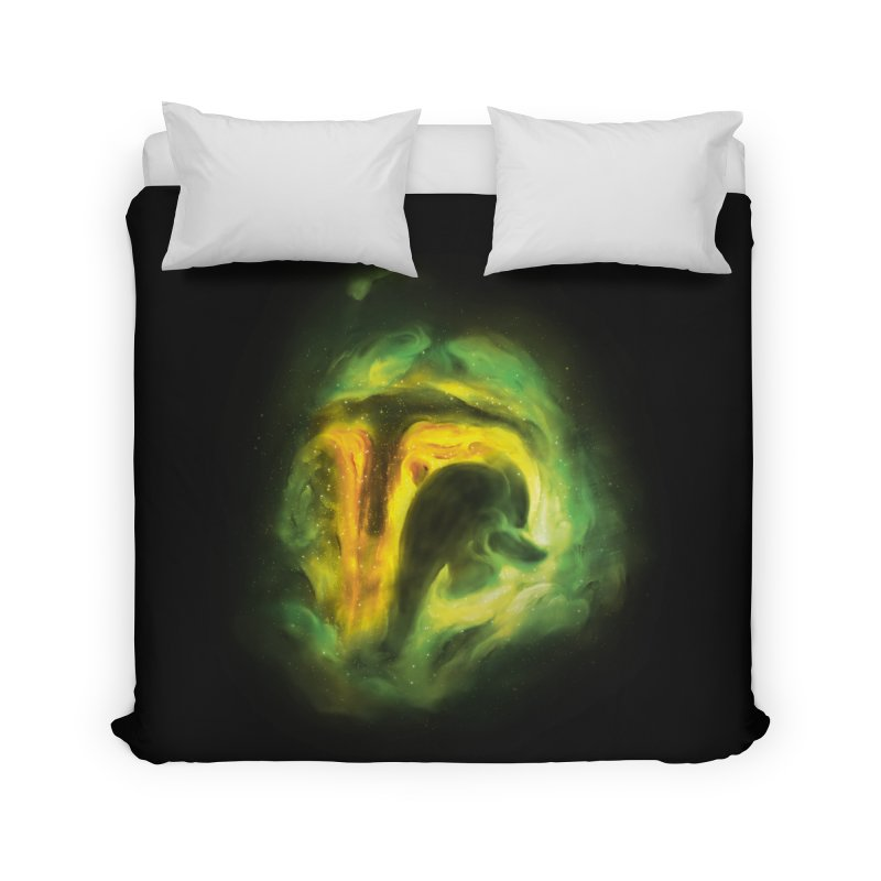 Negative Space: The Fett Nebula Home Duvet by Gyledesigns' Artist Shop