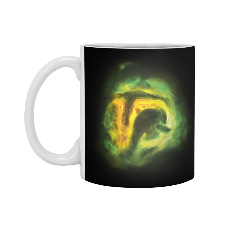 Negative Space: The Fett Nebula Accessories Mug by Gyledesigns' Artist Shop