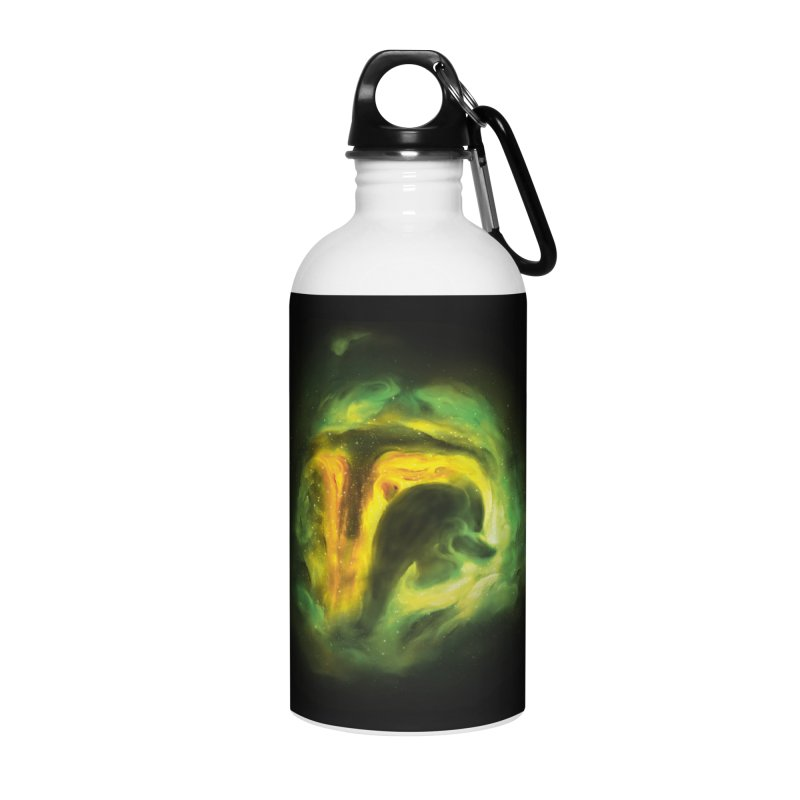 Negative Space: The Fett Nebula Accessories Water Bottle by Gyledesigns' Artist Shop