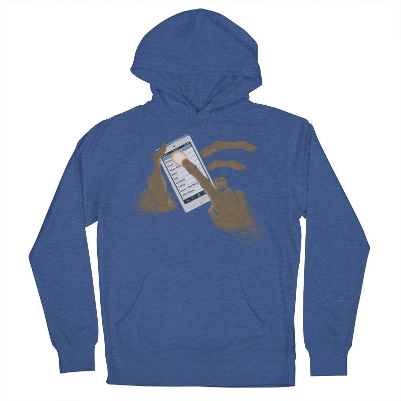 Phone Home Men's Pullover Hoody by Gyledesigns' Artist Shop