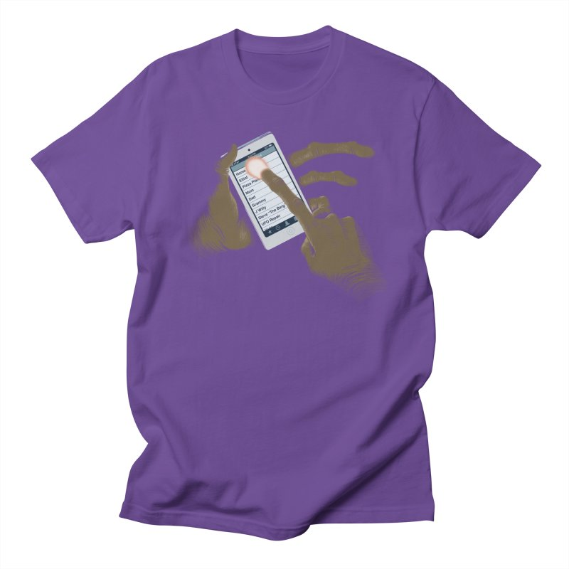 Phone Home Men's T-Shirt by Gyledesigns' Artist Shop