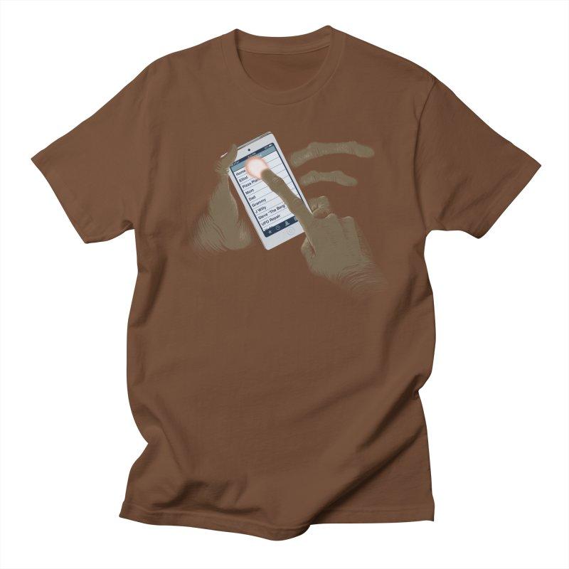 Phone Home Women's Unisex T-Shirt by Gyledesigns' Artist Shop